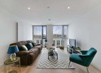 Thumbnail 2 bed flat for sale in Echo Court, Admiralty Avenue, Royal Wharf