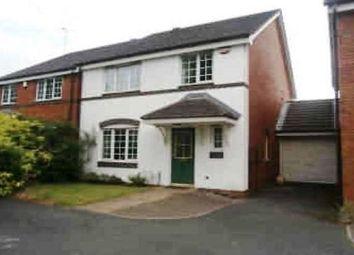 Thumbnail 4 bed property to rent in Tyburn Road, Erdington, Birmingham