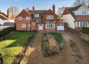 Thumbnail 4 bed detached house for sale in Arbrook Lane, Esher