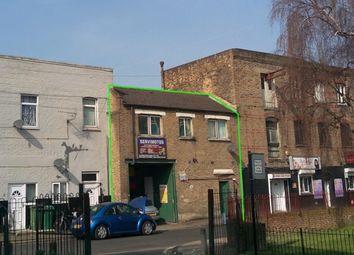 Thumbnail Commercial property for sale in Dartford Street, Elephant & Castle, London