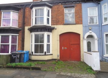 Thumbnail 4 bed terraced house to rent in De Grey Street, Hull