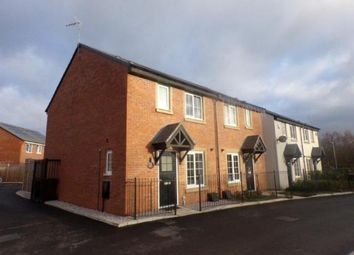 Thumbnail 3 bed semi-detached house for sale in Ackers Fold, Leigh, Greater Manchester