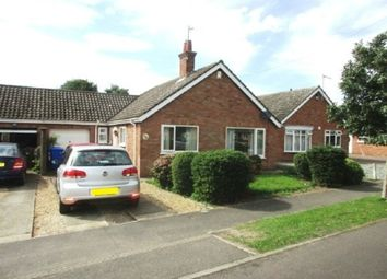 Thumbnail 3 bed detached bungalow to rent in Winston Gardens, Boston, Lincs