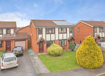 Thumbnail 2 bed semi-detached house for sale in Lingen Close, Shrewsbury