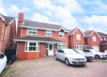 4 bed detached house for sale in Lister Avenue, Worcester, Worcestershire WR4