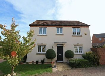 Thumbnail 3 bedroom detached house for sale in Stanwyck Lane, Oxley Park, Milton Keynes