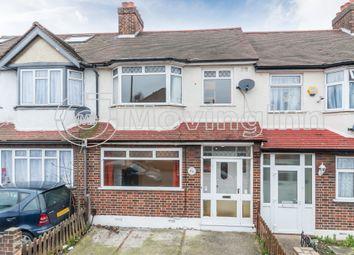 Thumbnail 3 bed terraced house for sale in Sandringham Road, Thornton Heath, Surrey