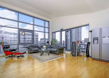 Thumbnail 2 bedroom flat to rent in Flat, Discovery Dock Apartments East, South Quay Square, London