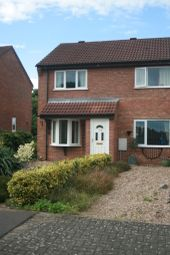 Thumbnail 2 bed semi-detached house to rent in Holly Close, Horncastle, Horncastle