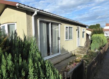 Thumbnail 1 bed mobile/park home for sale in Rusty Well Park, Yeovil