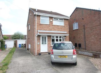 Thumbnail 3 bed detached house for sale in Inmans Road, Hedon, Hull