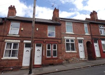 Thumbnail 2 bed terraced house for sale in Worksop Road, Sneinton, Nottingham