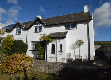 Thumbnail 3 bed semi-detached house for sale in Coffinswell, Newton Abbot