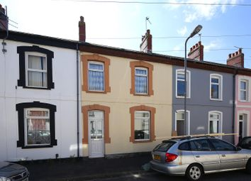 Thumbnail 3 bedroom property for sale in Bromfield Street, Cardiff