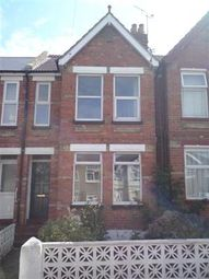 Thumbnail 3 bed terraced house to rent in Chart Road, Cheriton, Folkestone