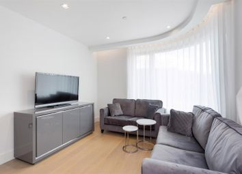 Thumbnail 1 bedroom flat to rent in Tower One, The Corniche, 23 Albert Embankment, London