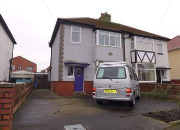 Thumbnail 3 bed semi-detached house for sale in Chester Avenue, Thornton-Cleveleys