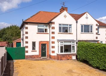Thumbnail 4 bed semi-detached house for sale in Leeds Road, Selby, North Yorkshire