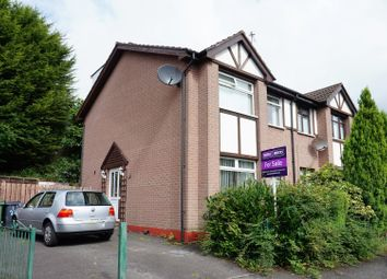 Thumbnail 4 bed semi-detached house for sale in Hazelwood Avenue, Belfast