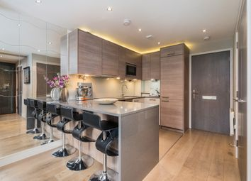 Thumbnail 1 bed flat for sale in Park Street, London