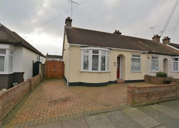 Thumbnail 2 bed semi-detached bungalow for sale in Feeches Road, Southend-On-Sea