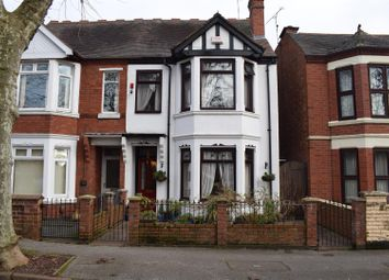 Thumbnail 3 bed semi-detached house for sale in Earls Road, Nuneaton