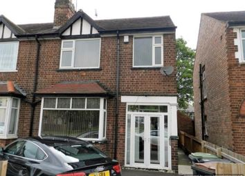 Thumbnail 4 bed semi-detached house to rent in Lower Road, Beeston