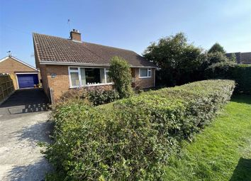 Thumbnail 3 bed detached bungalow for sale in Meeting House Lane, South Leverton, Nottinghamshire