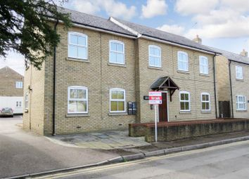 Thumbnail 2 bedroom flat to rent in Mews Close, Ramsey, Huntingdon