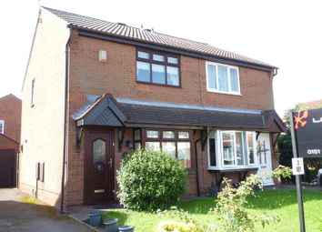 Thumbnail 3 bed semi-detached house for sale in Heathers Croft, Liverpool