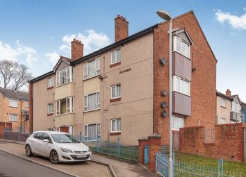Thumbnail 2 bedroom flat for sale in Airedale House, Dale Close, Batley