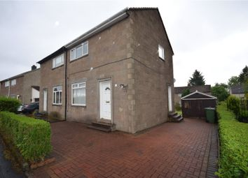 Thumbnail 2 bedroom semi-detached house for sale in Faskin Crescent, Crookston, Glasgow