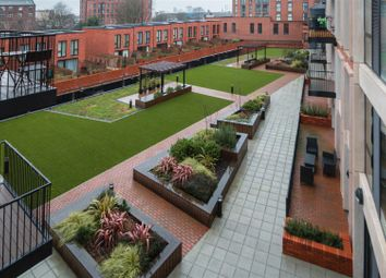 Thumbnail 1 bed flat for sale in Vimto Gardens, Chapel Street, Salford