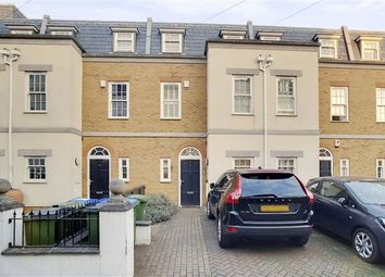 Thumbnail 4 bed terraced house for sale in Trafalgar Grove, Greenwich, London