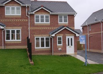 Thumbnail 3 bed semi-detached house to rent in Gleanor Close, Runcorn