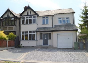 4 bed semi-detached house for sale in Thurstaston Road, Irby CH61