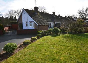 Thumbnail 2 bedroom semi-detached bungalow for sale in Summerhill Gardens, Market Drayton