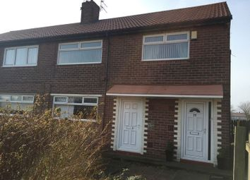 Thumbnail 2 bed flat to rent in Nevilles Cross Road, Hebburn