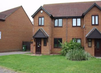Thumbnail 3 bed semi-detached house to rent in Bergamot Gardens, Walnut Tree, Milton Keynes, Buckinghamshire