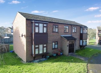Thumbnail 1 bed flat for sale in Bellevue Close, Potton