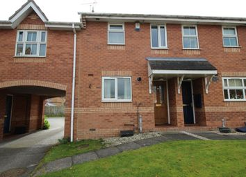 Thumbnail 2 bed semi-detached house to rent in Oxton Close, Retford