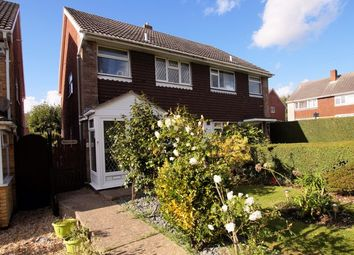 Thumbnail 3 bed semi-detached house for sale in Avon Walk, Fareham