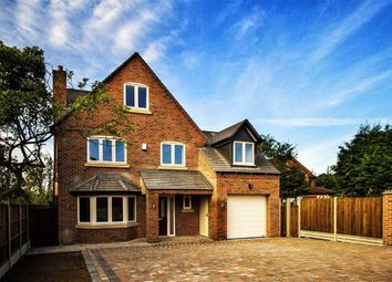 Thumbnail 5 bedroom detached house for sale in Chilwell Lane, Bramcote, Nottingham