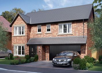 "Thumbnail 5 bed detached house for sale in ""The Cotham"" at Malt Mill Close, Kilsby, Rugby"