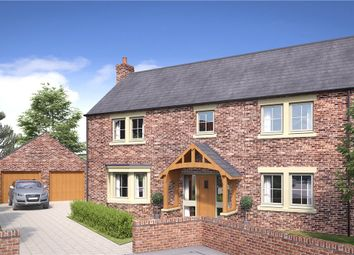 Thumbnail 5 bed detached house for sale in House 12 - The Ripley, Slingsby Vale, Ferrensby, Near Knaresborough, North Yorkshire