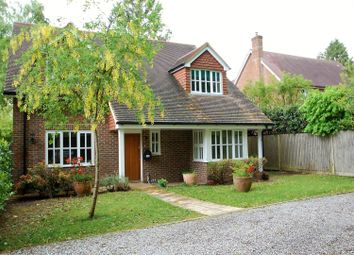 4 bed detached house for sale in Coombe Road, Hill Brow, Liss GU33