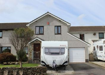 Thumbnail 3 bed terraced house for sale in Churchtown Meadows, St. Stephen, St. Austell