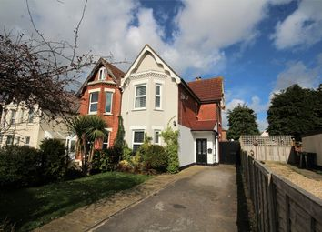 Thumbnail 4 bed semi-detached house for sale in Gordon Road, Bournemouth, Dorset