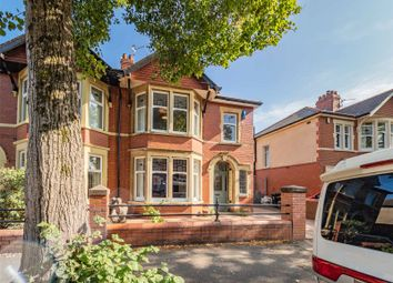 Thumbnail 3 bed semi-detached house for sale in Princes Street, Roath, Cardiff