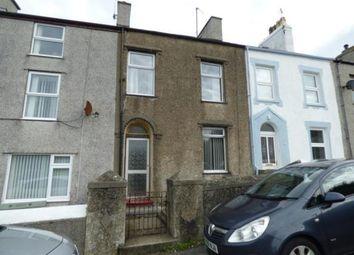 Thumbnail 2 bed terraced house for sale in Porthyfelin, Holyhead, Sir Ynys Mon